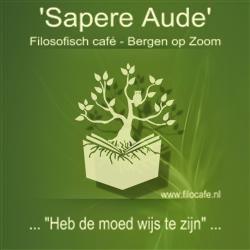 Filosofisch onderzoek - Filosofisch café Sapere aude - filocafe.nl