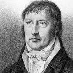 Georg Hegel - Filosofen - Filosofisch café Sapere aude - filocafe.nl