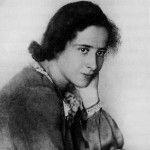 Hannah Arendt - Filosofen - Filosofisch café Sapere aude - filocafe.nl