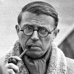Jean Paul Sartre - Filosofen - Filosofisch café Sapere aude - filocafe.nl