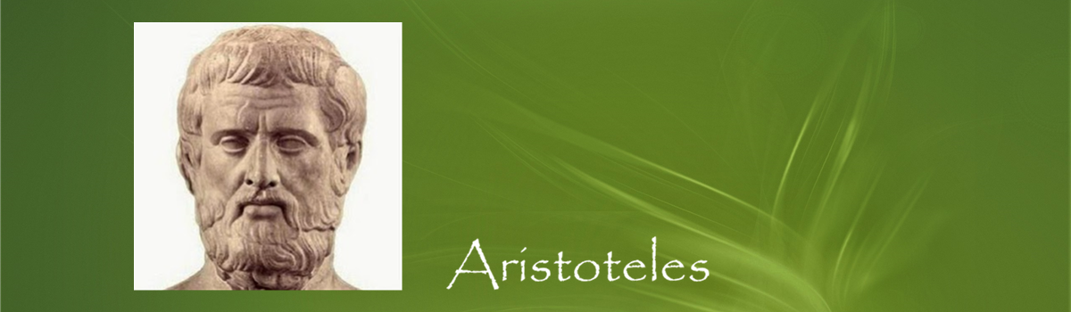 Aristoteles - Filosofisch café Sapere Aude