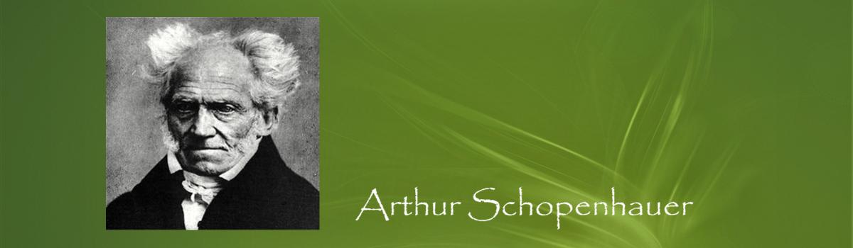 Arthur Schopenhaur - Filosofisch café Sapere Aude
