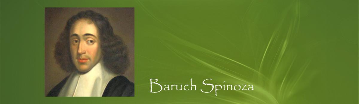 Baruch Spinoza - Filosofisch café Sapere Aude