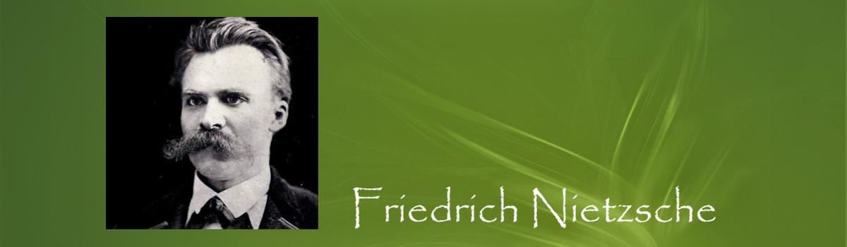 Friedrich Nietsche - Filosofisch café Sapere Aude