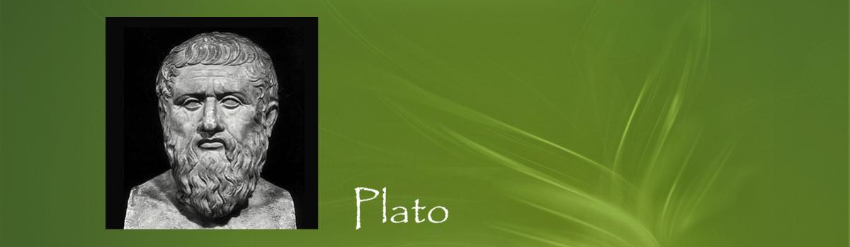 Plato - Filosofisch café Sapere Aude