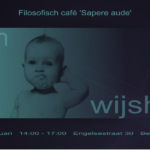 Eigenwijsheid - Filosofie - Filosofisch cafe - Filocafe 29 januari 2017