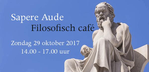 Filosofisch café september